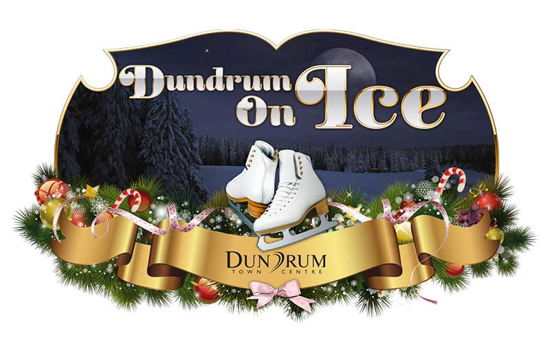 Dundrum on Ice - Ice Skating Rink - Logo