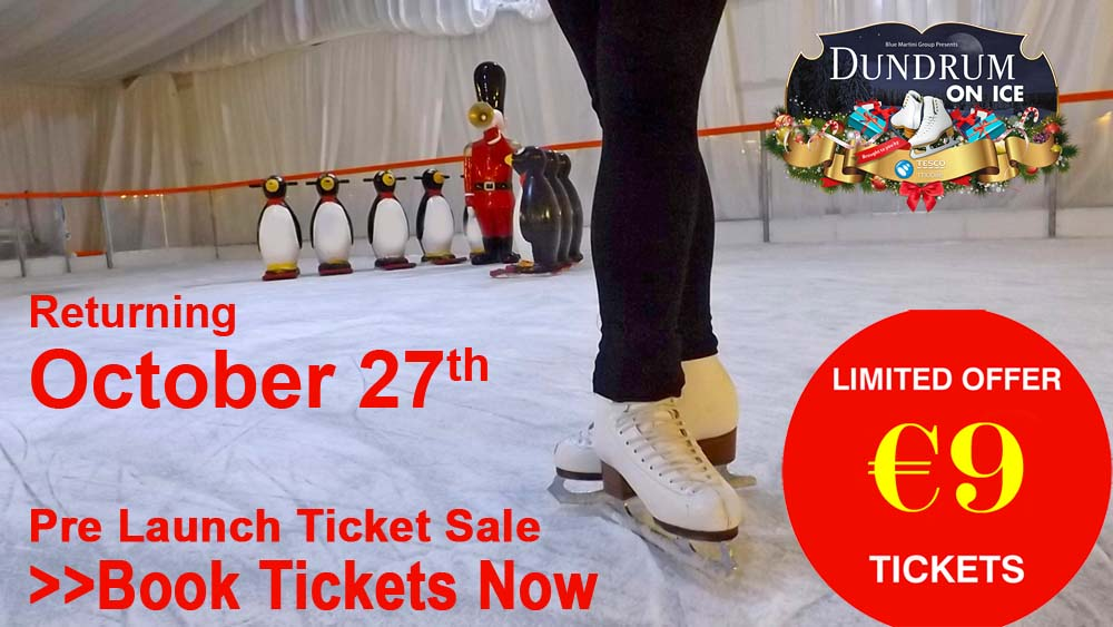 Dundrum On ICe PRe Launch Sale