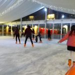 Dublin ice skating 2016