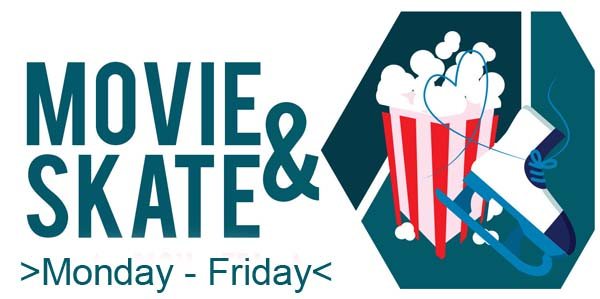 Movie and Skate at Dundrum