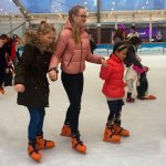 Dundrum on Ice 2017 kids